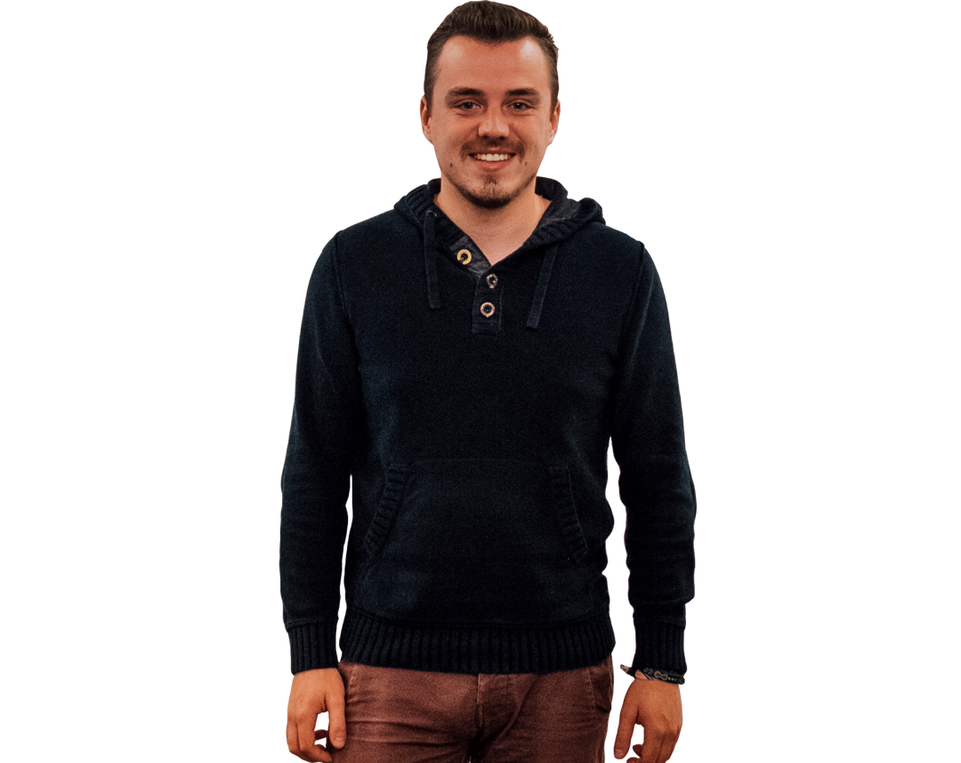Dieter - Backend Developer