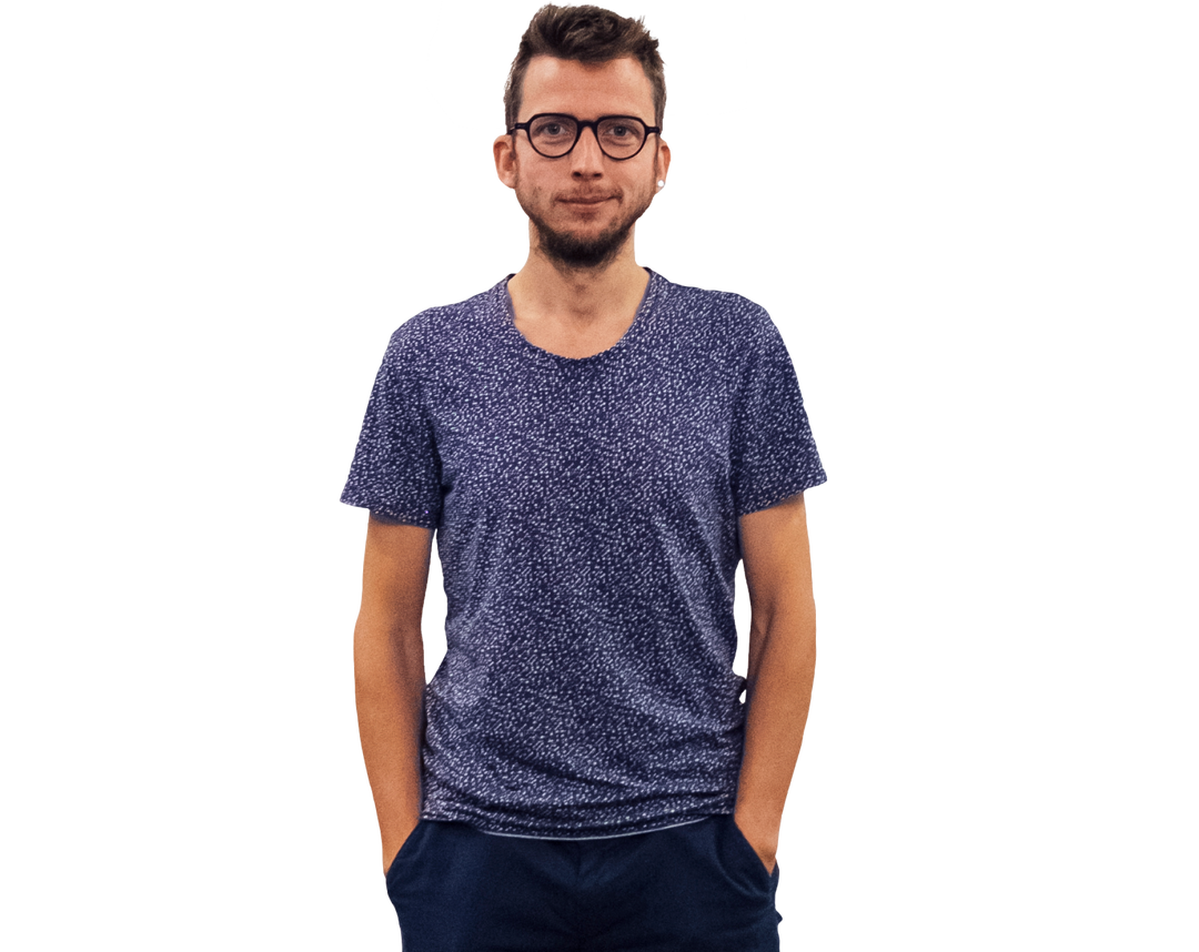 Jelle - User Experience & Strategy