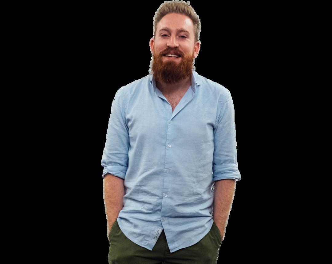 Gertjan, Visual Interface Designer